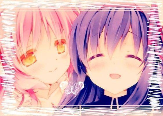 """Résultat de recherche d'images pour """"filles amies manga"""""""