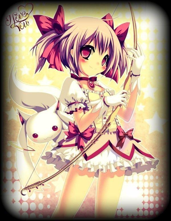 Image de fille manga cheveux roses - Fille de manga ...